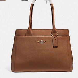 Coach Casey Tote / Purse New With Tags